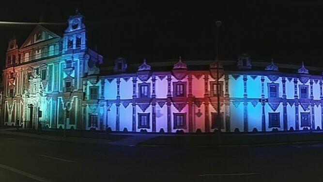 Diputación de Córdoba. Palacio de la Merced.